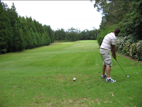 golf terceira portugal